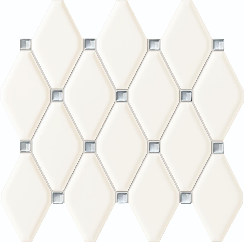 Tubadzin ABISSIO White 29,8×2,7
