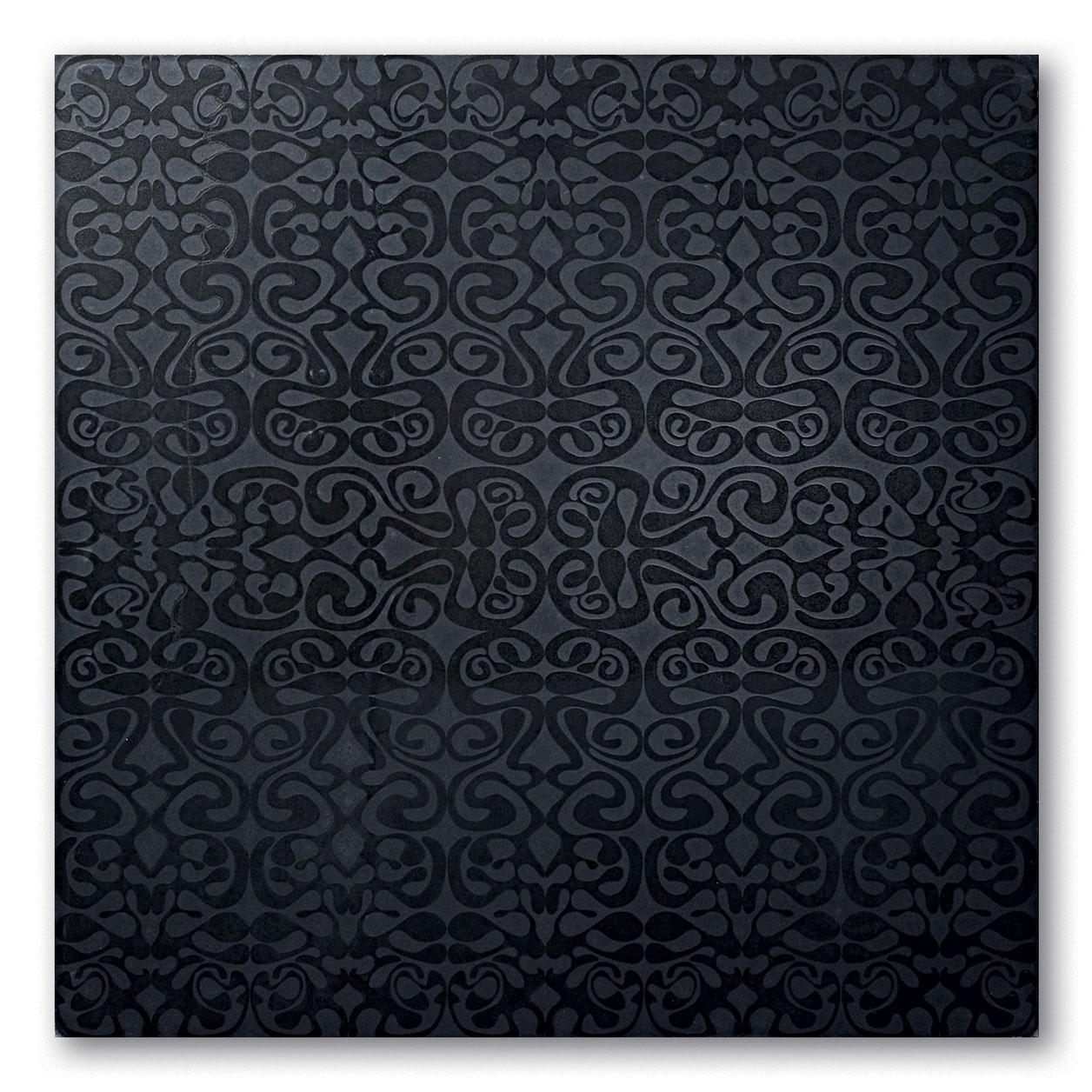 Tubadzin BLACK&RED Black R.1 44,8×44,8