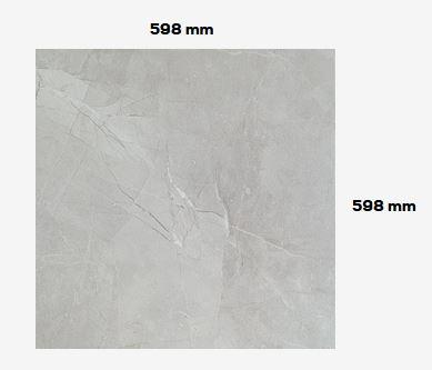 Brainstorm grey LAP Porcelain tile