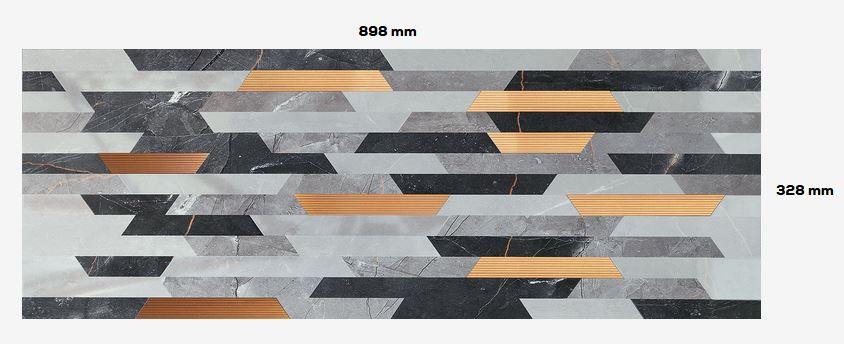 Brainstorm grey Wall decoration