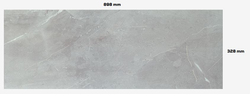 Brainstorm grey Wall tile