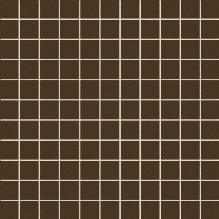 Tubadzin BROWN Brown mozaik 30×30
