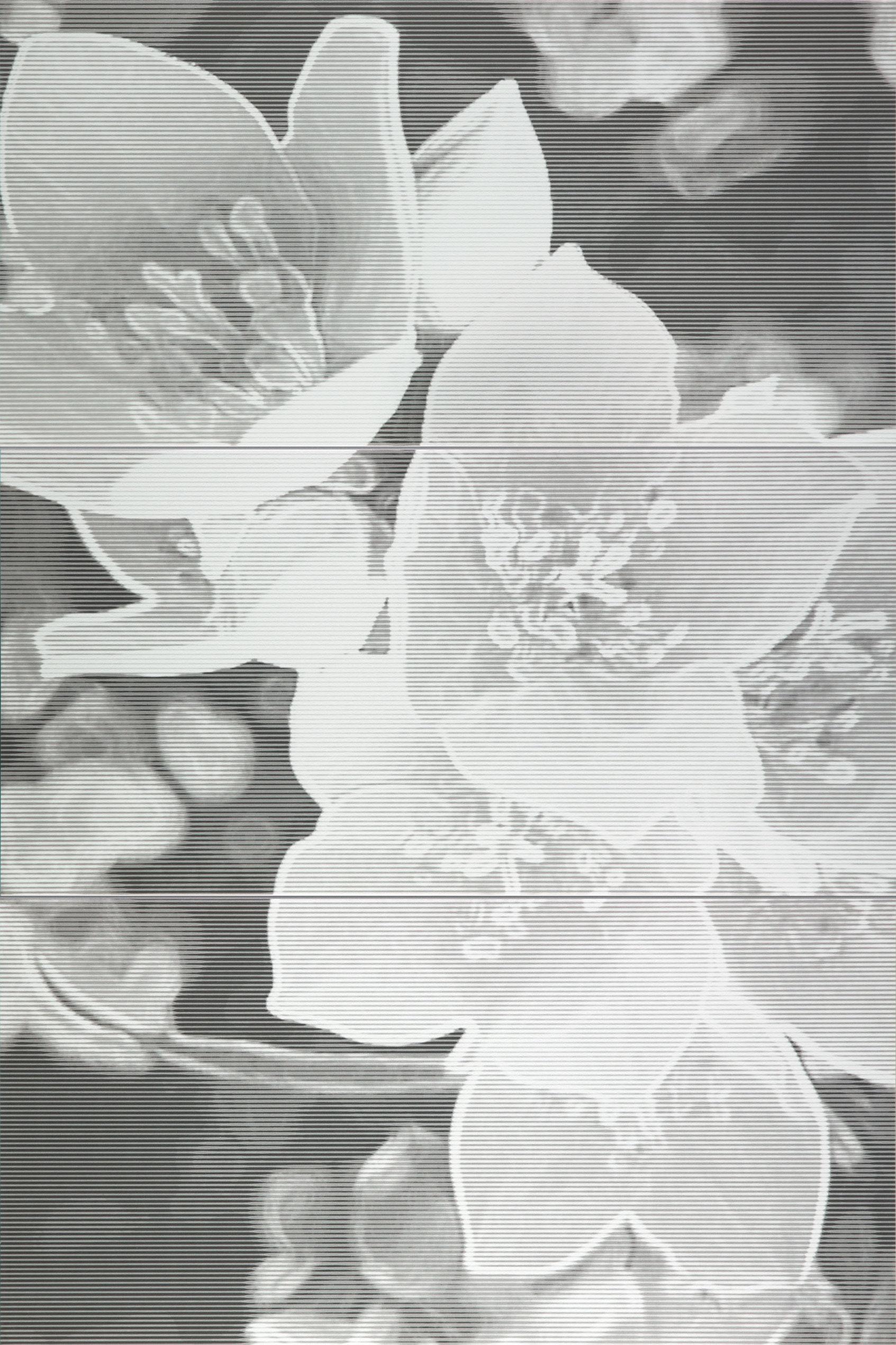 Travertino COOL Grey dekor 59,8×89,8