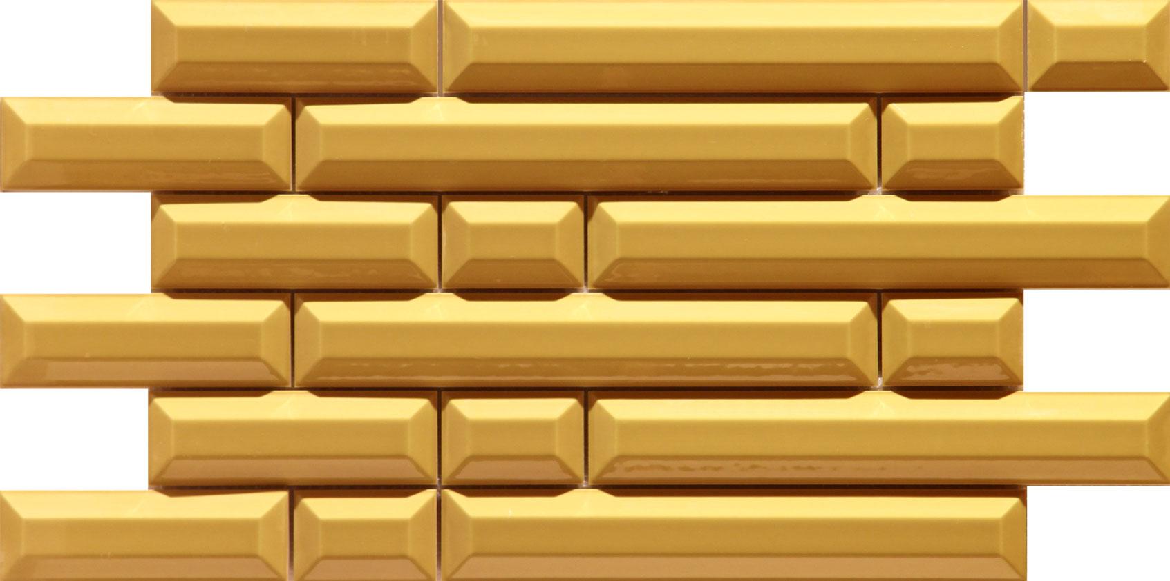 Travertino COOL Honey mozaik 59,8×29,8