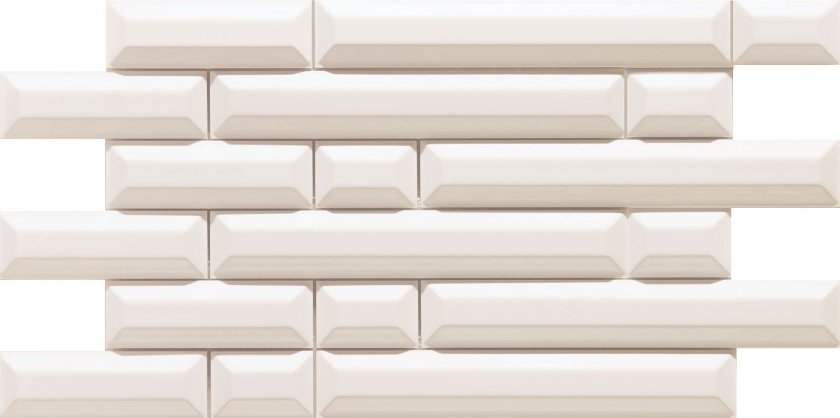 Travertino COOL White mozaik 59,8×29,8