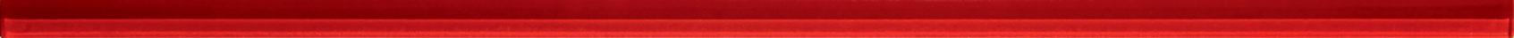 Travertino GLASS Red 1 szegő 59,8×1,5