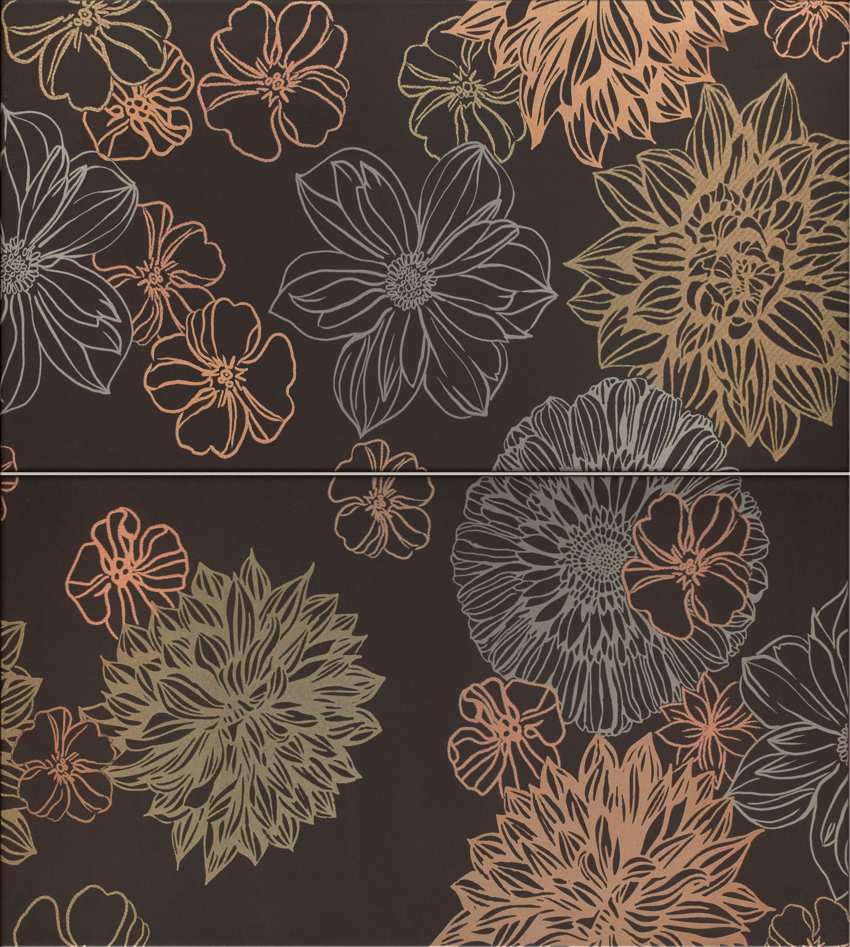 Tubadzin ELEGANT FLOWER 1 dekor 66,8×60