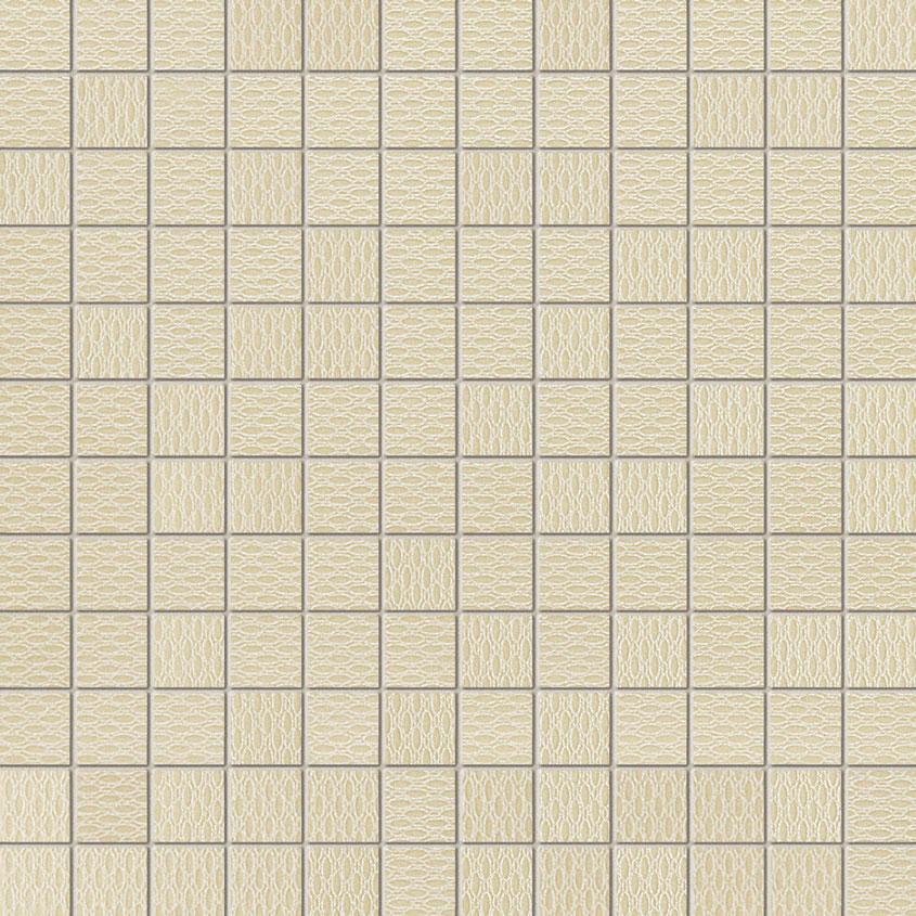 Tubadzin ELLE Ecru mozaik 29,8×29,8