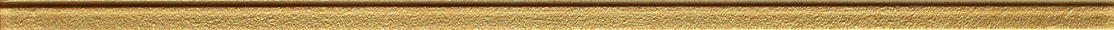 Tubadzin Glass Gold 1 szegő 59,8×1,5