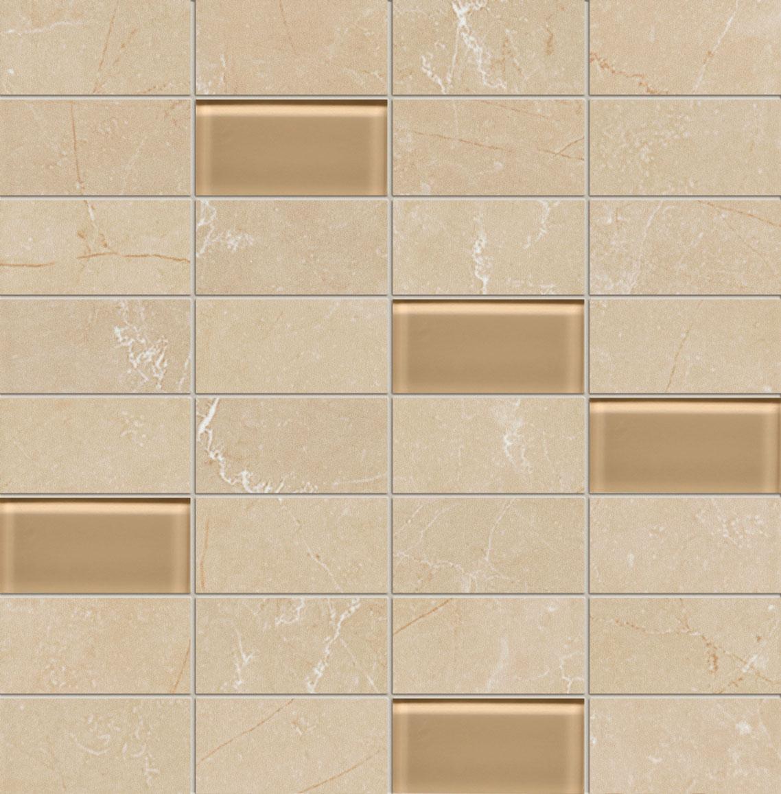 Tubadzin GOBI Beige mozaik 30,3×30,8