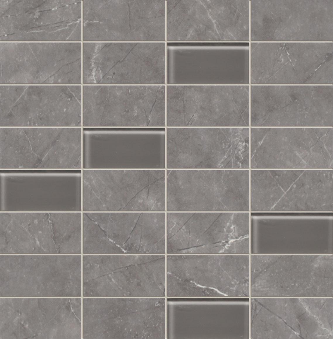 Tubadzin GOBI Grey mozaik 30,3×30,8