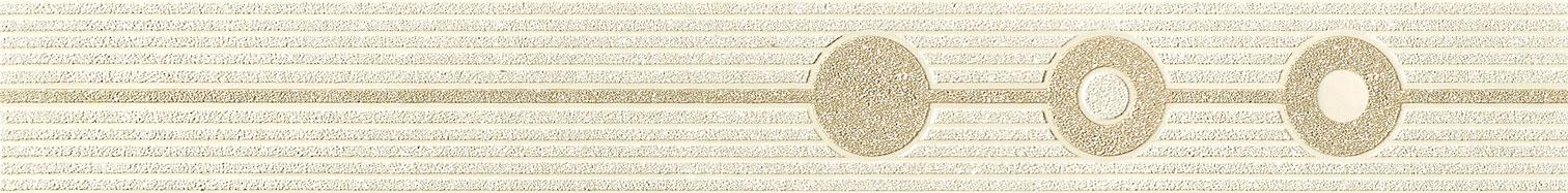 Tubadzin HELIUM Latte szegő 59,8×7,4