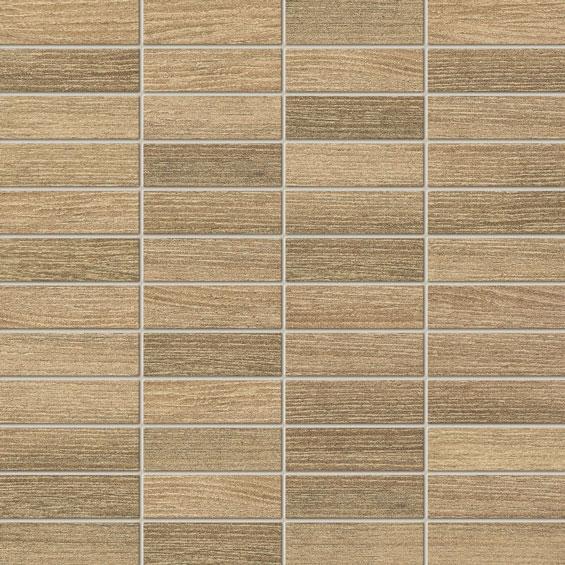 Tubadzin ILMA Brown mozaik 29,8×29,8