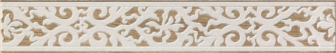 Tubadzin ILMA Ornament szegő 44,8×7,1