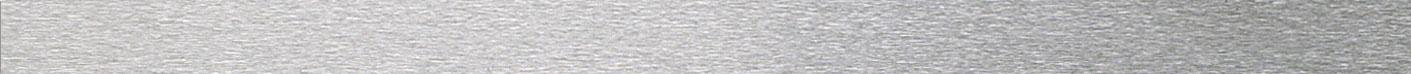 Tubadzin STEEL 3 szegő 44,8×2,3