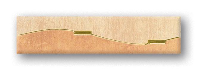 Tubadzin KUBA Valadero 1 szegő 25×5,7