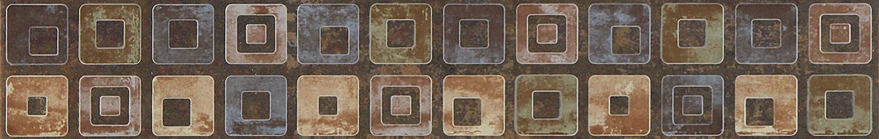 Tubadzin MODERN PUNK 2 szegő 44,8×7,1