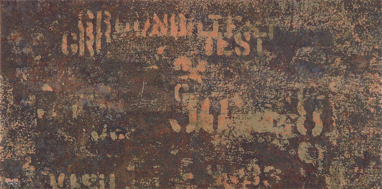 Tubadzin MODERN PUNK 3 dekor 44,8×22,3