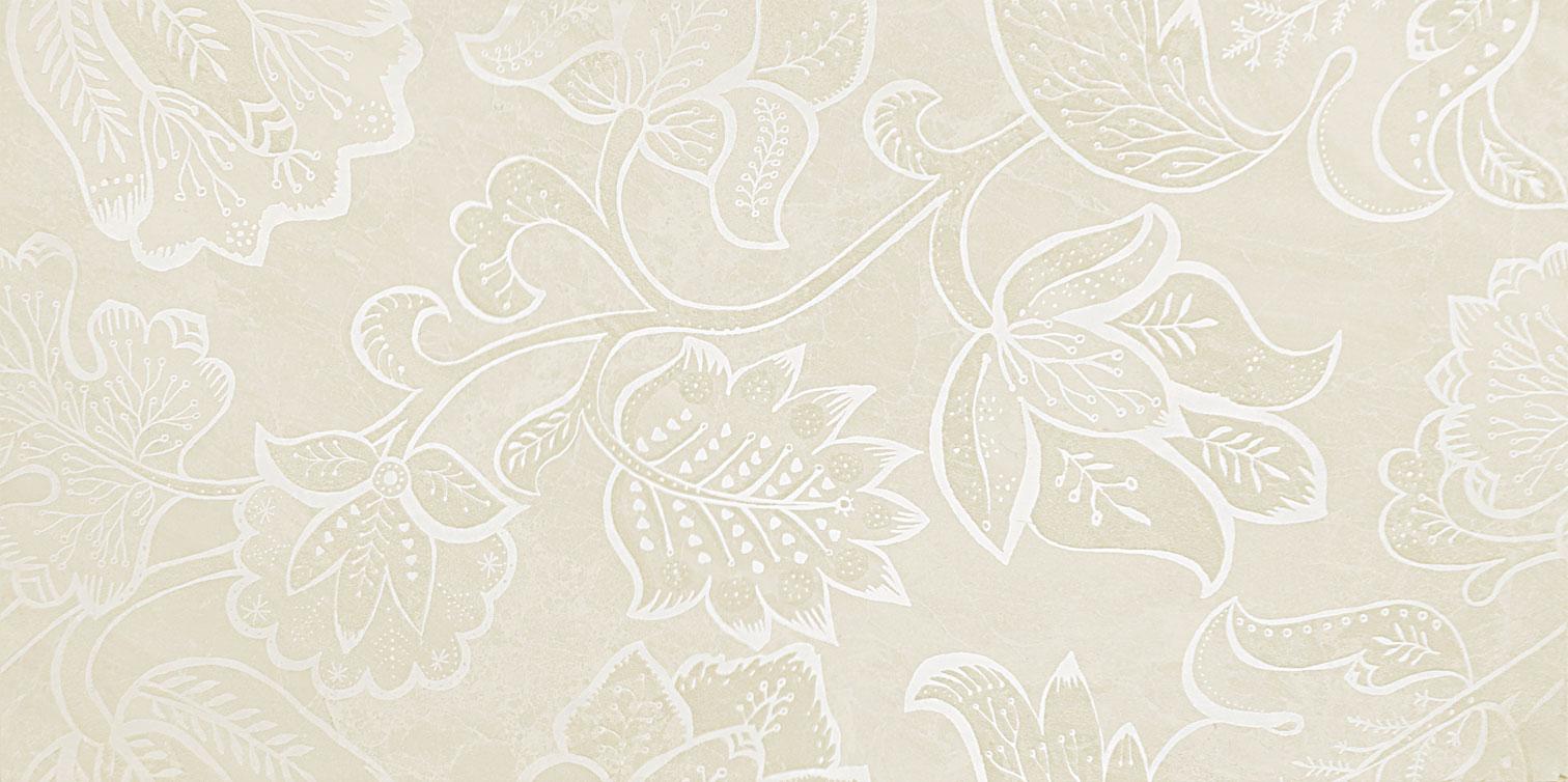 Tubadzin OBSYDIAN White dekor 59,8×29,8