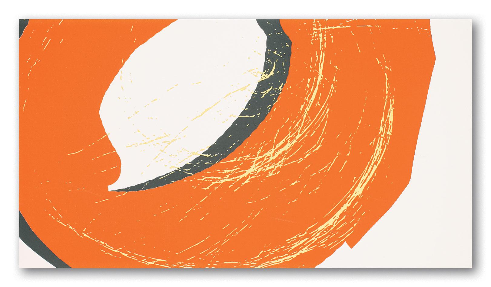 Tubadzin POP Orange dekor 59,3×32,7