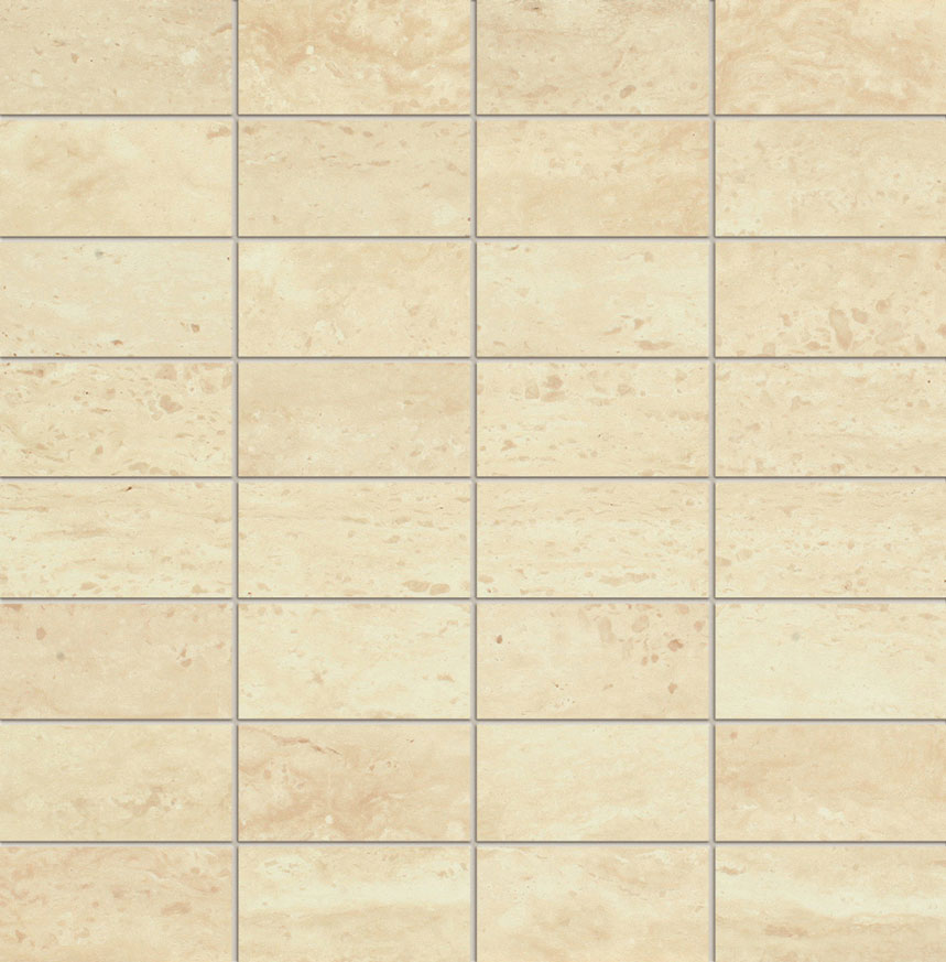 Travertino TRAVIATA Beige mozaik 30,3×30,8