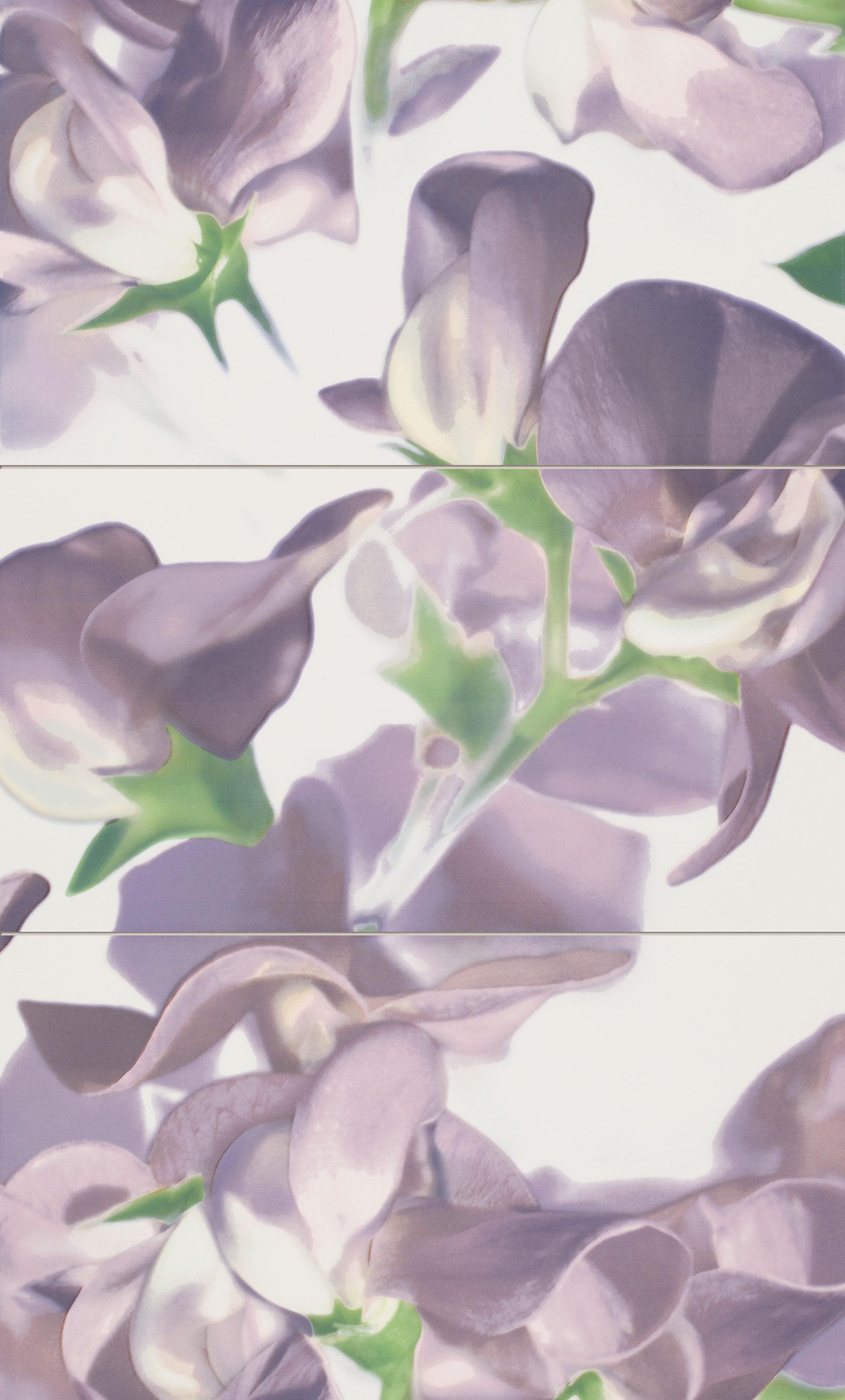 Tubadzin VIOLET Bloom Violet 59,3×98,5