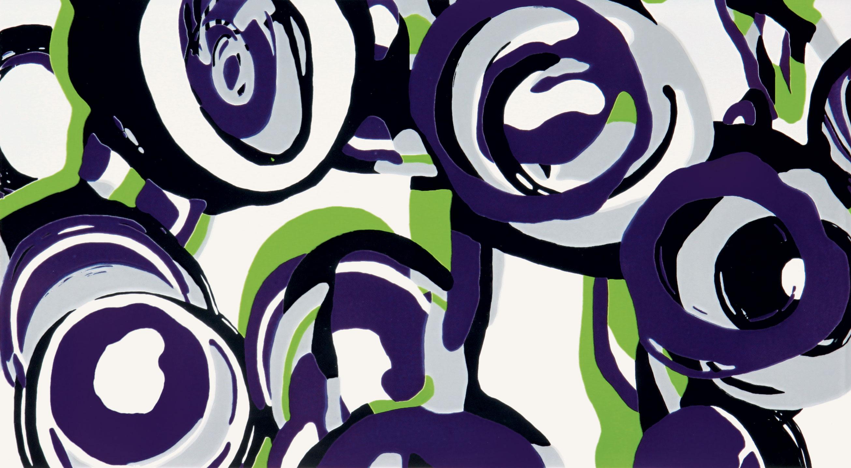 Tubadzin VIOLET Hoop Violet 59,3×32,7