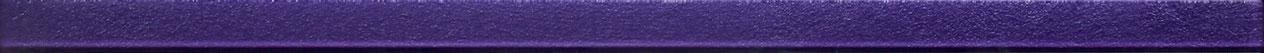 Tubadzin GLASS Violet 4 szegő 44,8×2,5