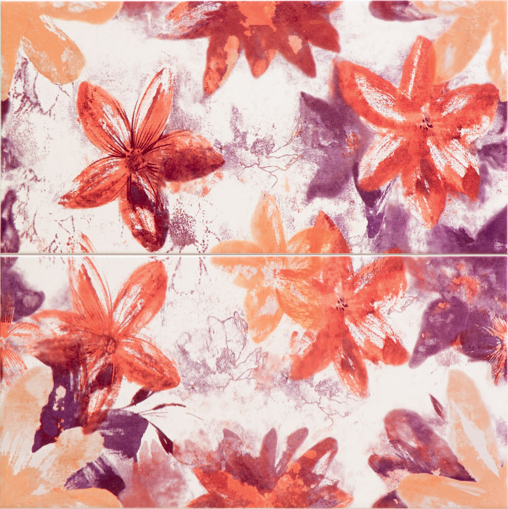 Tubadzin WAVE Classic dekor 44,8×44,8