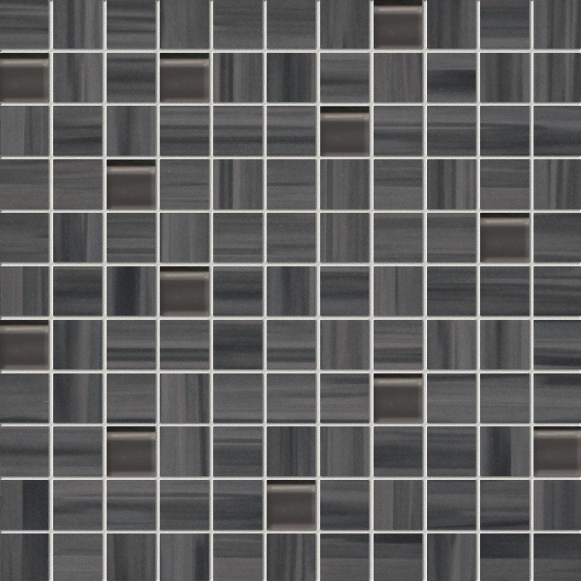 Tubadzin WAVE Grey mozaik 30×30