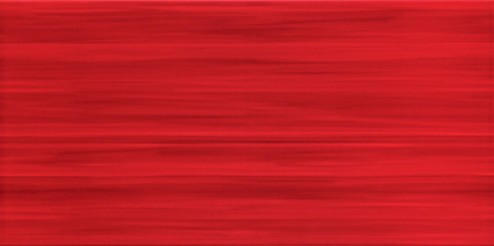 Tubadzin WAVE Red 44,8×22,3