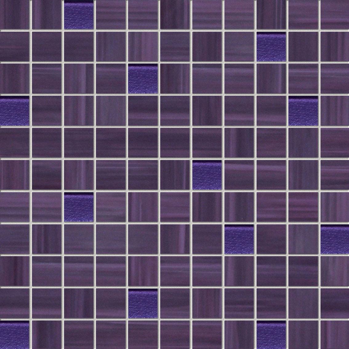 Tubadzin WAVE Violet mozaik 30×30