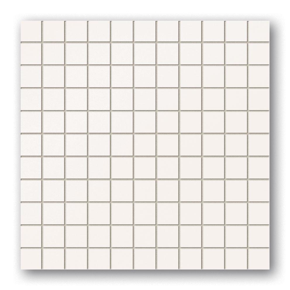 Tubadzin WHITE&BLACK White mozaik 30×30